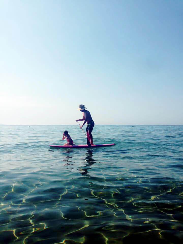 Location de SUP à 600m du Lac d'Hossegor et de la plage des Bourdaines