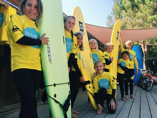Cours et Stages de Surf enfants et adultes à Seignosse Hossegor dans les Landes